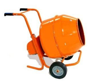 5-CuFt-Wheelbarrow-Style-Electric-Cement-Mixer-0