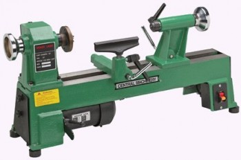 5-Speed-Bench-Top-Wood-Lathe-with-3-Faceplate-and-7-Tool-Rest-0