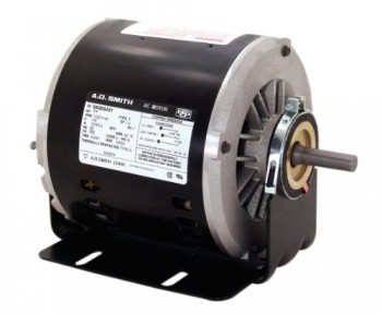 AO-Smith-SVB2054-12-16-HP-17251140-RPM-56Z-Frame-CCWLE-Rotation-12-Inch-by-1-58-Inch-Flat-Shaft-Evaporative-Cooler-Motor-0