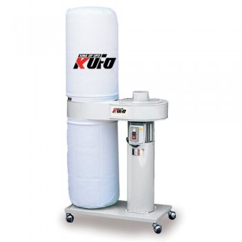 Air-Foxx-Kufo-Seco-UFO-90-1HP-696-CFM-Vertical-Bag-Dust-Collector-0
