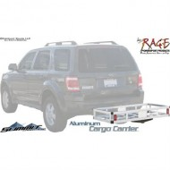 Aluminum-Hitch-Cargo-Carrier-500-lb-Capacity-with-Anti-Tilt-and-58-Hitch-Pin-0-0