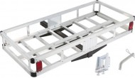 Aluminum-Hitch-Cargo-Carrier-500-lb-Capacity-with-Anti-Tilt-and-58-Hitch-Pin-0