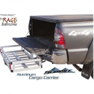 Aluminum-Hitch-Cargo-Carrier-500-lb-Capacity-with-Anti-Tilt-and-58-Hitch-Pin-0-2