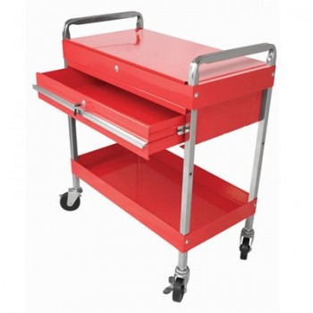 Arcan-ASC8013-Service-Cart-with-Locking-Top-0