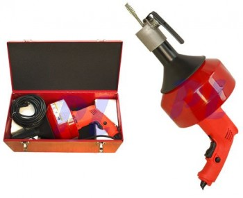Automatic-Feed-23-Electric-AUGER-SNAKE-Pipe-Drain-Pluming-Cleaner-700W-550RPM-0