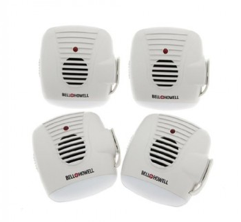 Bell-and-Howell-4-Pack-Ultrasonic-Pest-Repeller-with-Night-Light-and-Extra-Outlet-0