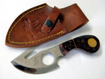 Bone-Collector-Hand-Made-Skinning-Gut-Hook-Knife-BC794-0