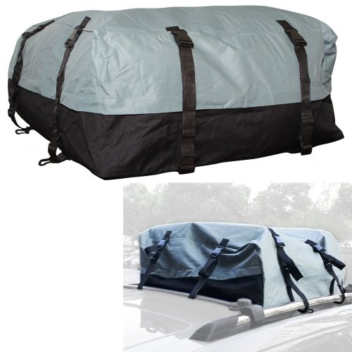 Car Van Suv Roof Top Cargo Rack Carrier Soft Sided