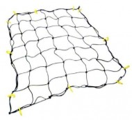 Cargo-Net-with-16-Durable-Nylon-Hooks-Large-36-x-60-Stretches-to-60-x-90-by-Grizzly-Gear-0