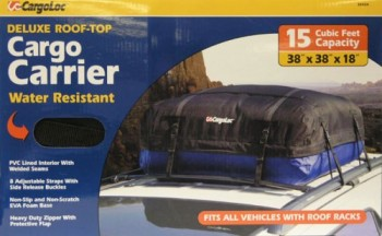 Cargoloc-32424-15-CubicFeet-Deluxe-Roof-Top-Waterproof-Cargo-Carrier-0