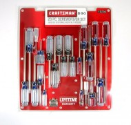 Craftsman-23-Pc-Screwdriver-Set-Phillips-Slotted-Torx-Made-In-USA-0
