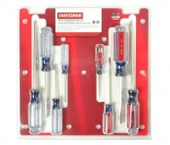 Craftsman-8-Pc-Screwdriver-Set-Phillips-Slotted-Made-In-USA-0