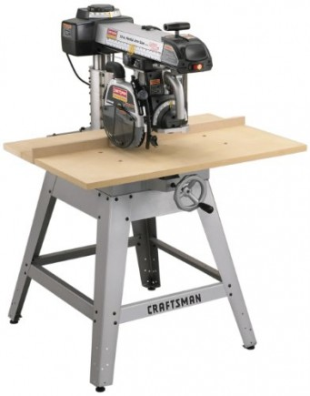 Craftsman-9-22010-Professional-3-Horsepower-10-Inch-Radial-Arm-Saw-with-Laser-Trac-0