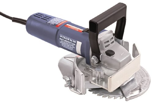 Crain 545 Multi Undercut Saw 120 Volts 6 2 Amps