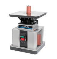 Delta-Woodworking-31-483-Heavy-Duty-Oscillating-Bench-Spindle-Sander-12-HP-115-volt-0