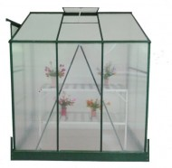 Exaco-Trading-GH-L64G-Bio-Star-Pioneer-Lean-To-Greenhouse-4-Feet-by-6-Feet-0-0