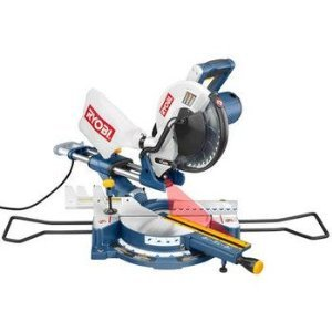Factory-Reconditioned-Ryobi-ZRTSS100L-13-Amp-10-in-Sliding-Miter-Saw-with-Laser-0