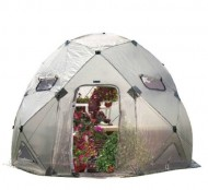 Flower-House-FHDO800-DomeHouse-Hub-Style-Greenhouse-0