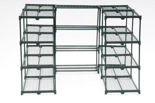 Flower-House-FHSP300SHV-SpringHouse-Economy-Shelve-Set-0