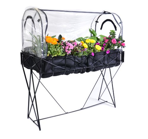 FlowerHouse-FHSG101-Stand-Up-Garden-Greenhouse-System-0