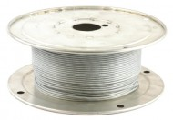 Forney-70450-Wire-Rope-Vinyl-Coated-Aircraft-Cable-500-Feet-by-116-Inch-thru-332-Inch-0