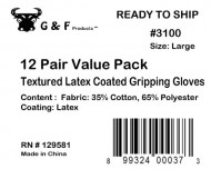 G-F-3100-Knit-Glove-with-Textured-Latex-Coating-Gripping-Gloves-12-Pairs-Large-Sold-By-Dozen-0-1
