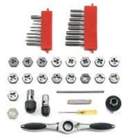 GearWrench-3886-Tap-and-Die-40-Piece-Set-Metric-0-0