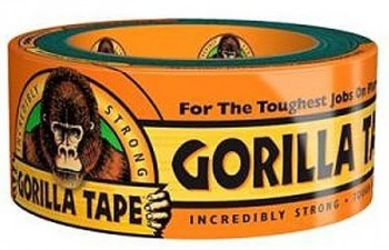 Gorilla-Glue-Double-Thick-Adhesive-Duct-Tape-12-yards-Length-1-78-Width-0