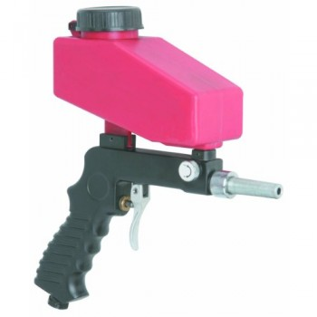 Gravity-Feed-Portable-Pneumatic-Sand-Blaster-Gun-with-Spare-Blaster-Tip-0