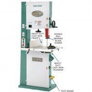 Grizzly-G0513X2F-2-HP-Extreme-Series-Bandsaw-with-Cast-Iron-Trunnion-and-Foot-Brake-17-Inch-0-0