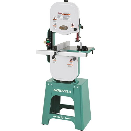 Grizzly G0555lx Deluxe Bandsaw 14 Inch