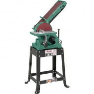 Grizzly-G1014Z-Disc-Z-Series-Combination-Sander-with-Belt-6-x-48-Inch-0