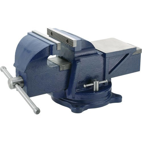 Grizzly G7060 Bench Vise With Anvil 6 Inch