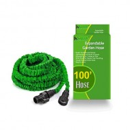 InSassy-TM-Green-Gardener-Expandable-Hose-100-Feet-0