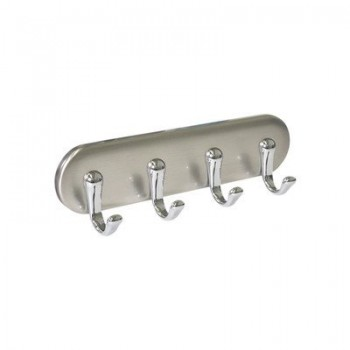 InterDesign-York-Magnetic-Key-Rack-Small-Split-Finish-0