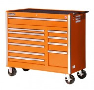 International-VRB-4211OR-42-Inch-11-Drawer-Orange-Tool-Cabinet-with-Heavy-Duty-Ball-Bearing-Drawer-Slides-0