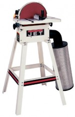 JET-708432K-JDS-12DC-12-Inch-1-Horsepower-Open-Stand-Disc-Sander-with-Dust-Canister-115230-Volt-1-Phase-0
