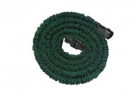 Jhose-Expandable-Green-Water-Hose-50-feet-Expanded-Length-164-Compressed-Length-34-GHT-Plastic-Connectors-0