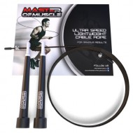 Jump-Rope-Fast-Speed-Cable-for-Mastering-Double-Unders-Crossfit-Training-Boxing-MMA-Exercise-and-Fitness-With-Carry-Case-And-Free-Ebook-Workout-Manual-100-Lifetime-Money-Back-Guarantee-0-3
