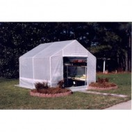 King-Canopy-GH1010-10-Feet-by-10-Feet-Fully-Enclosed-Greenhouse-Clear-0