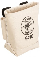 Klein-Tools-5416-Bull-Pin-and-Bolt-Bag-Canvas-0