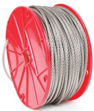 Koch-015121-Cable-7-by-7-Construction-Trade-Size-18-by-125-Feet-Stainless-Steel-0