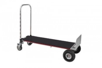 Magliner-Gemini-XL-Convertible-Hand-Truck-XL-C-with-10-CareFree-Tires-Deck-0