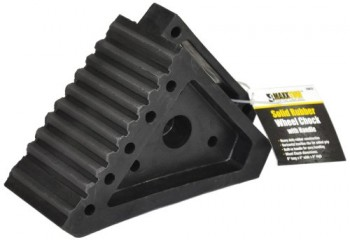 Maxxtow-Towing-Products-70072-Solid-Rubber-Heavy-Duty-Wheel-Chock-0