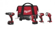 Milwaukee-2696-24-M18-Cordless-Compact-Combo-Tool-Kit-0