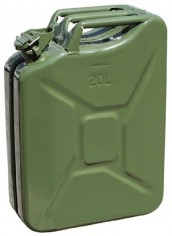 Nato-Jerry-Gas-Can-20L528G-Military-Spec-Gasoline-Jeep-Hummer-GREEN-W-Spout-Spare-Gasket-0