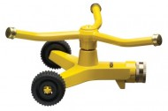Nelson-Three-Arm-Square-Pattern-Spray-Whirling-Sprinkler-with-Metal-Wheel-Base-50231-0