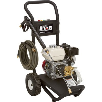 Northstar Gas Cold Water Pressure Washer 2 5 Gpm 3000