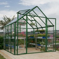 Palram-Snap-and-Grow-8-by-8-Feet-Greenhouse-Green-0