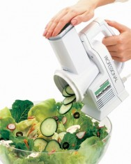 Presto-02970-Professional-SaladShooter-Electric-SlicerShredder-White-0-0